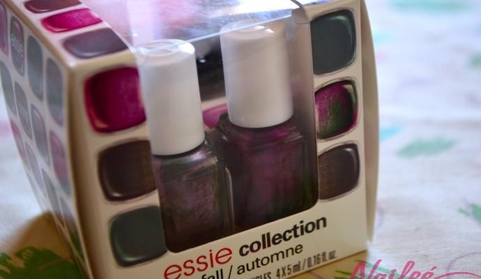 Sorteo lote esmaltes Essie OI2013 / Giveaway Essie nail polishes FW2013